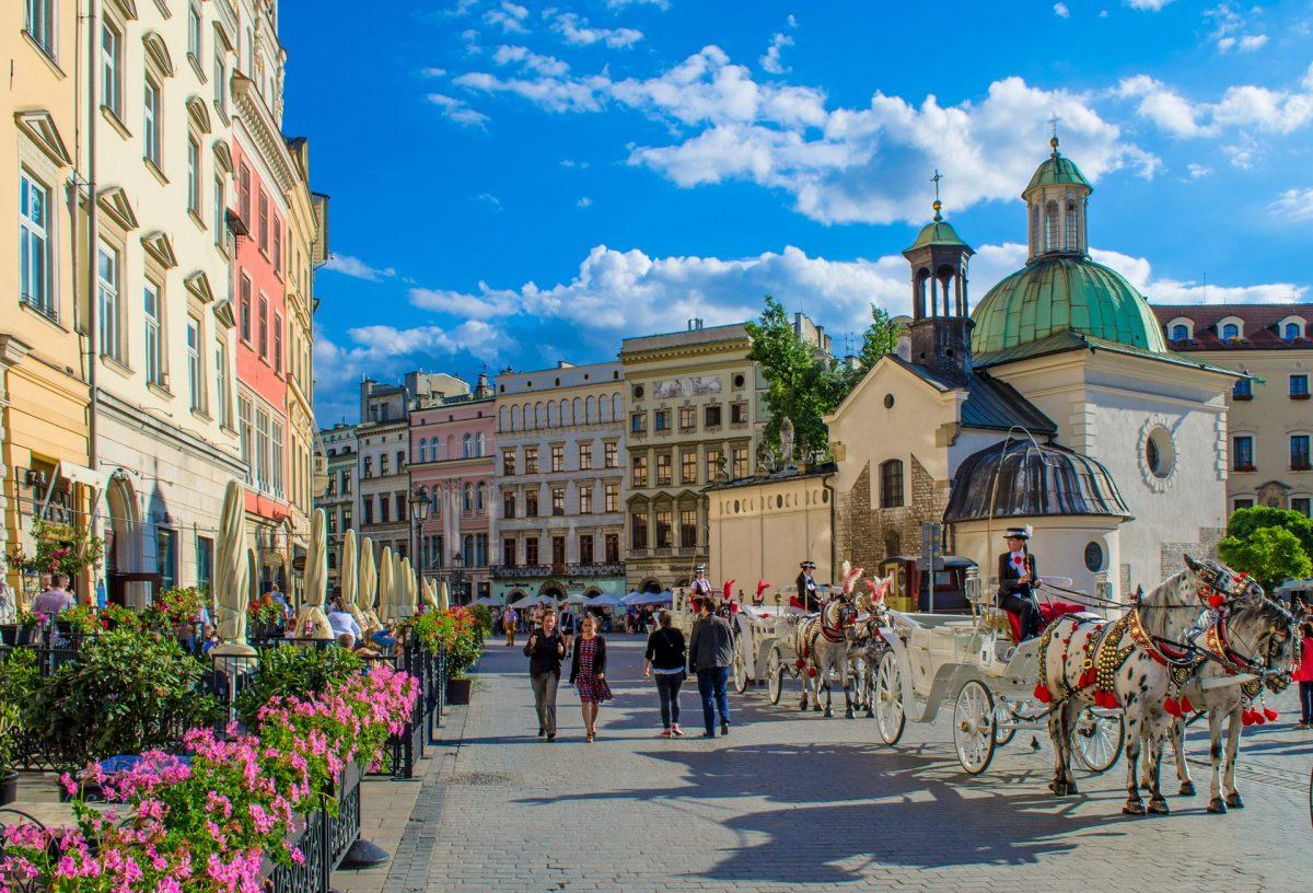 Kraków jest wyjątkowy