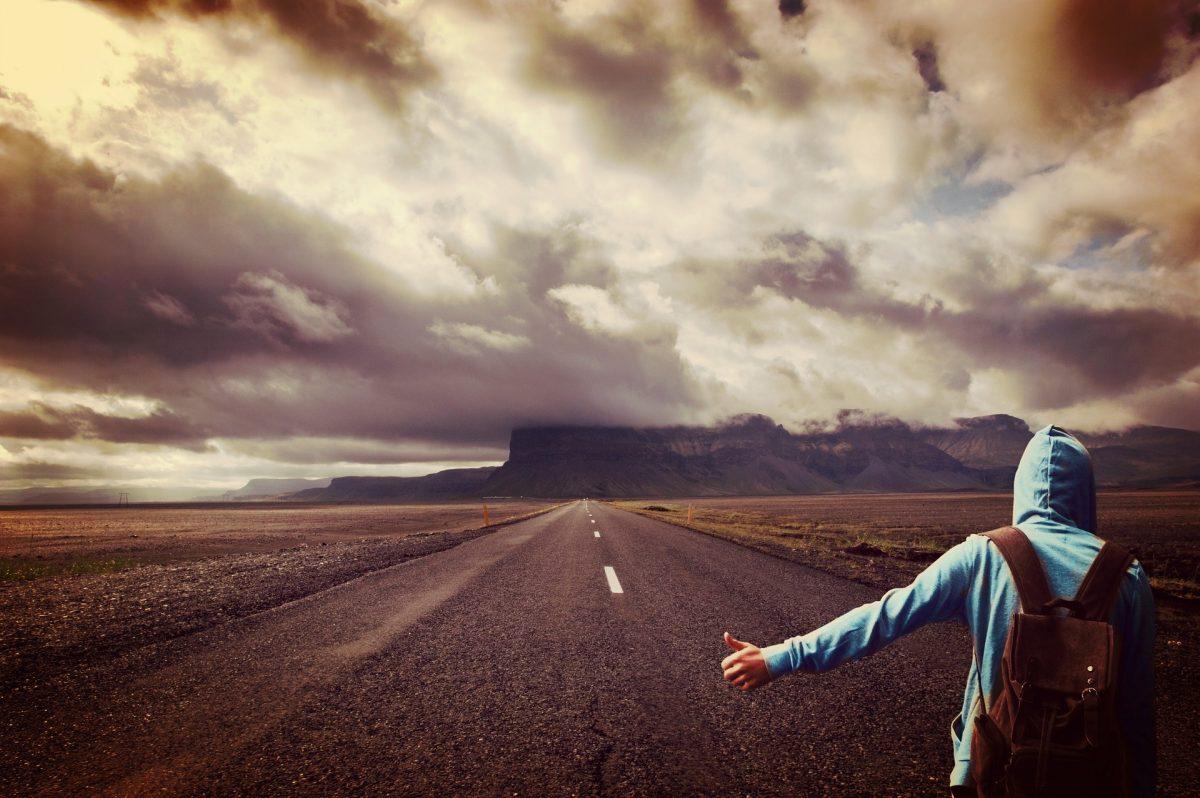 Autostop jako styl podróżowania