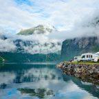 Camper w naturze